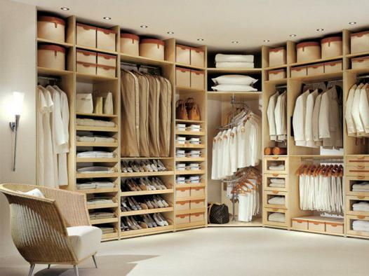 amenagement dressing
