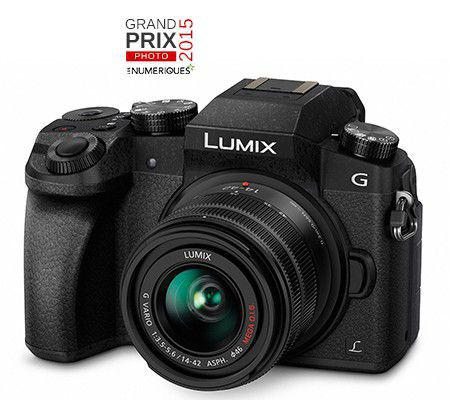 appareil photo panasonic