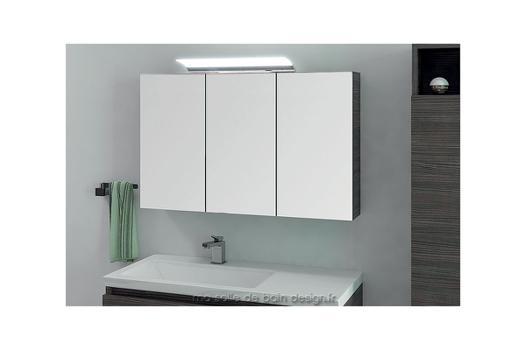 armoire miroir salle de bain
