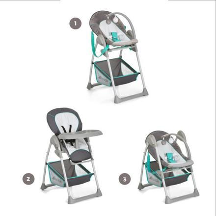 chaise haute des la naissance
