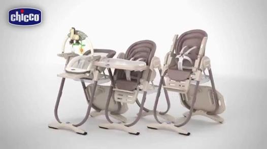 chaise haute polly magic