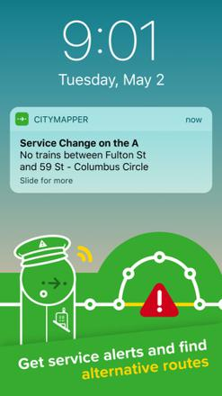 city mapper