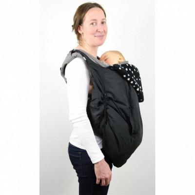 couverture porte bébé