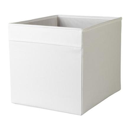 cube de rangement tissu