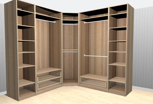 dressing armoire