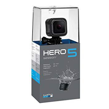 hero 5 session