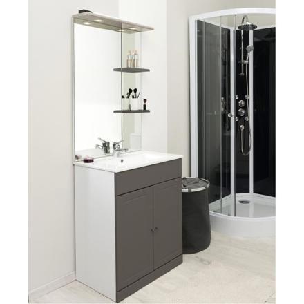 meuble salle de bain 60 cm