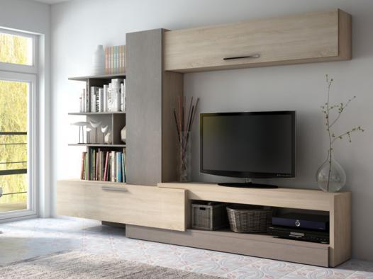 meuble tele rangement