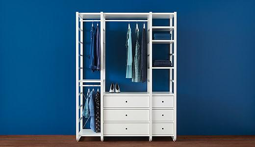 open closet systems