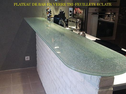 plateau pour bar