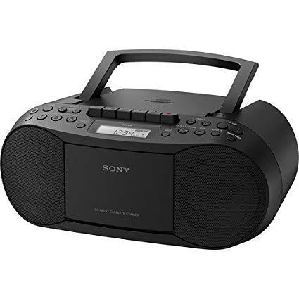 radio cd portable