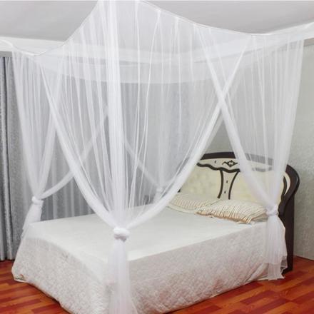 rideau de lit