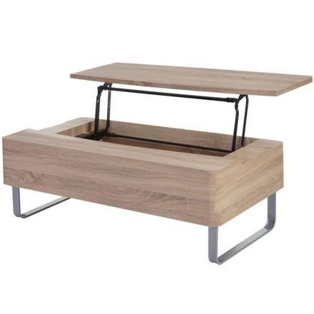 table basse rangement