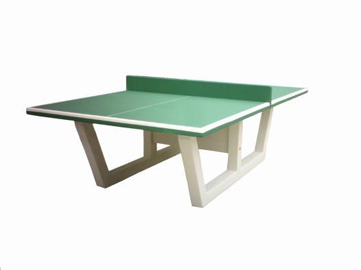 table de ping pong exterieur