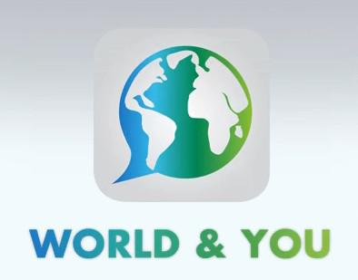 world and you