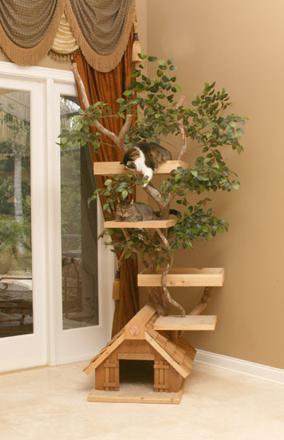 arbre à chat original