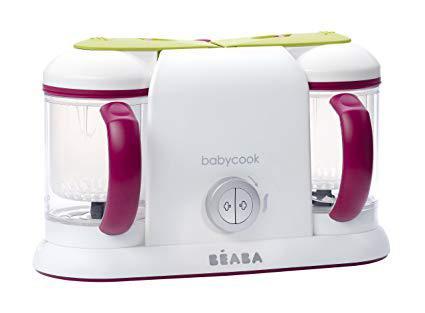 babycook beaba duo