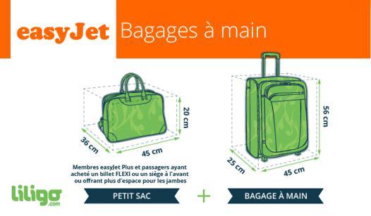 bagage main