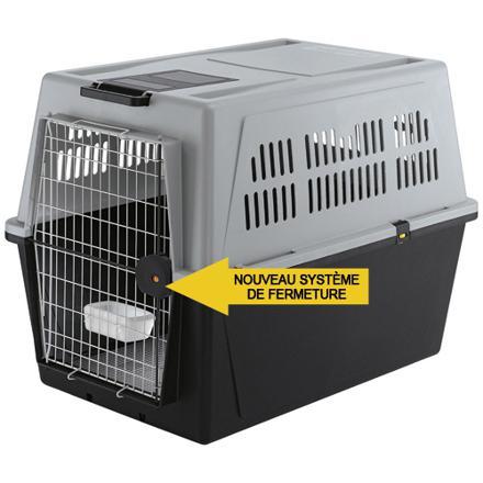 boite de transport pour chien