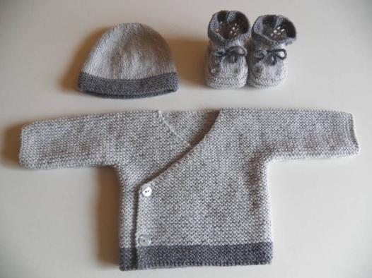 brassiere laine naissance