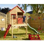 cabane jardin enfant