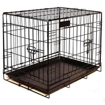 cage pour petit chien