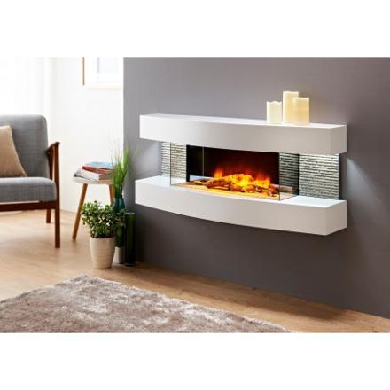 cheminée électrique design