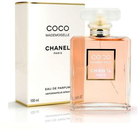 coco mademoiselle 100ml