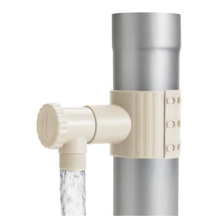 collecteur d eau de pluie pour gouttières