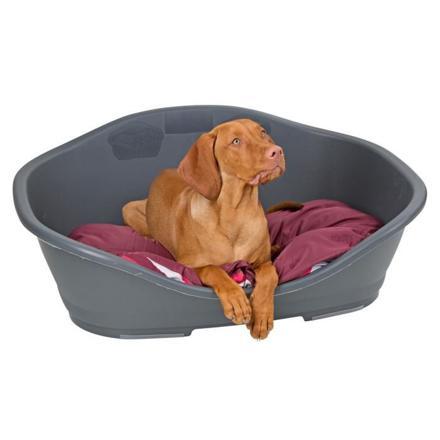 corbeille plastique chien