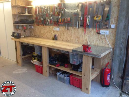 etabli garage