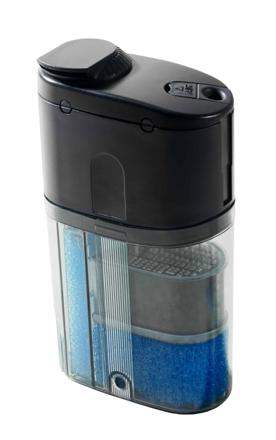 filtre aquarium interne