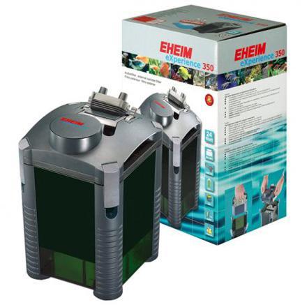 filtre externe aquarium