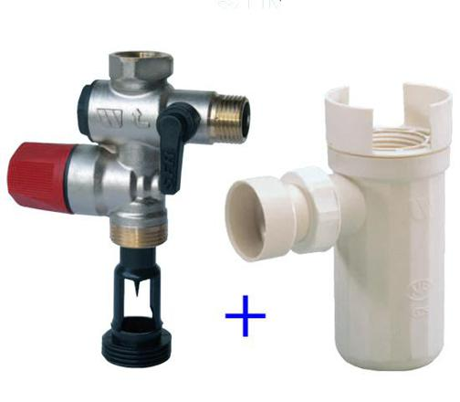 groupe de sécurité chauffe eau
