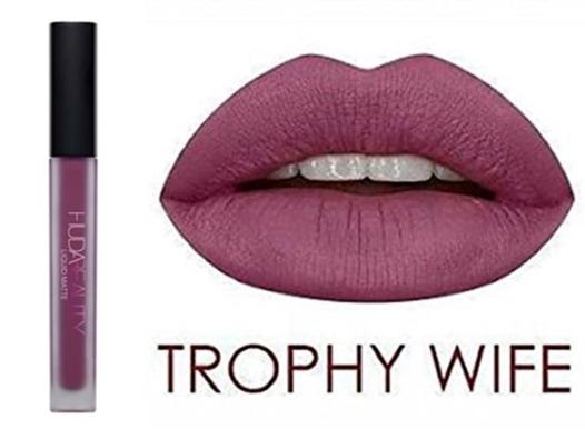 huda beauty trophy wife