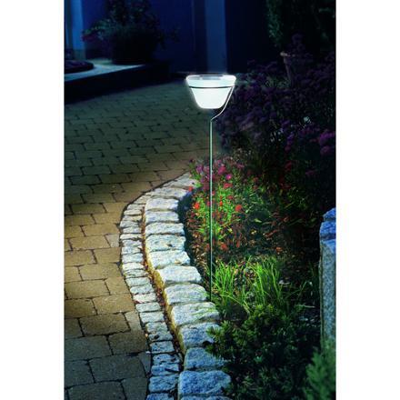 lampe solaire jardin