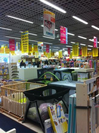 magasin bébé grenoble