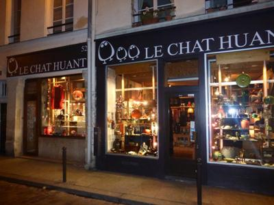 magasin de chat
