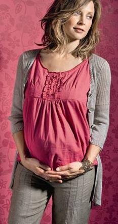 maika vetements grossesse