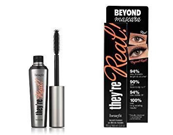 mascara benefit they re real