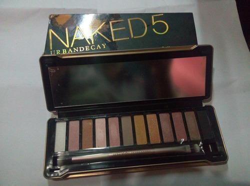 naked eyes palette 5