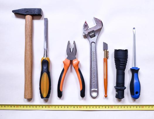 outils bricolage