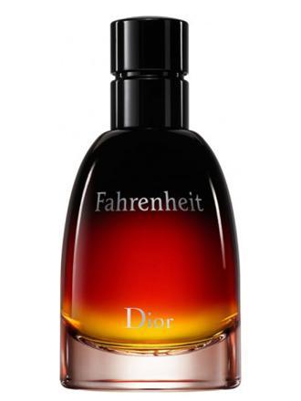 parfum dior fahrenheit