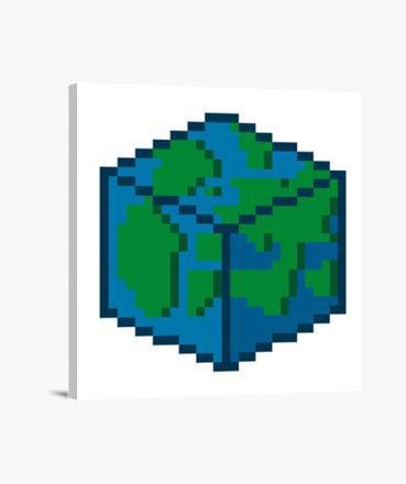 pixel cube