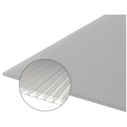 plaque polycarbonate 16mm