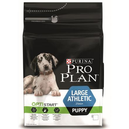 proplan large athletic puppy