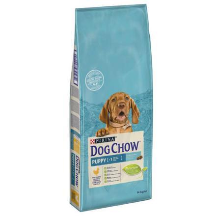 purina dog chow puppy