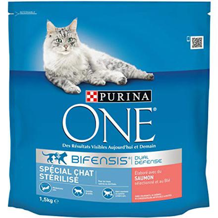 purina one chat sterilisé