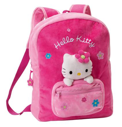sac à dos hello kitty maternelle