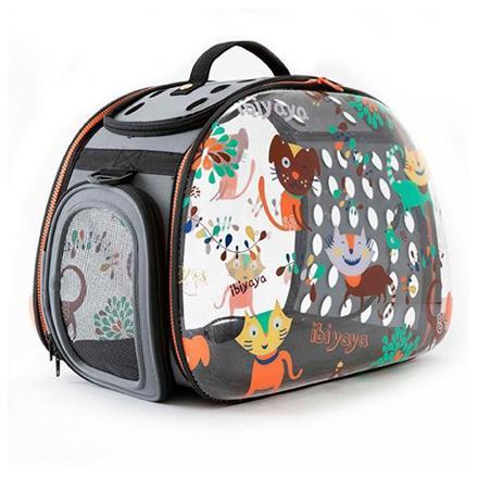 sac de voyage chat